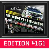 *Edition 161* Craig Lowndes Signed 'Seventh Heaven'0