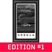 *Edition 1* Craig Lowndes Signed 'Lowndesy'0