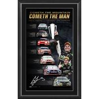 Craig Lowndes Signed 'Cometh the Mountain, Cometh the Man'0