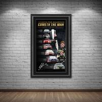 Craig Lowndes Signed 'Cometh the Mountain, Cometh the Man'1