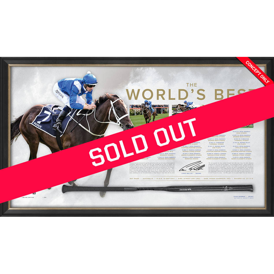 mainWinx Dual Signed 'The World's Best'0