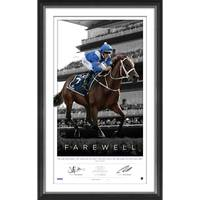 Winx Dual Signed 'Farewell'0