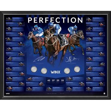 Winx Dual Signed 'Perfection'