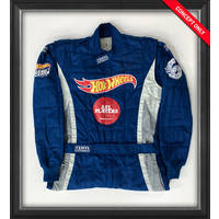 Patrick Dangerfield Signed Hot Wheels Race Suit0