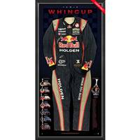 Jamie Whincup Signed 2013 V8 Supercars Championship RBRA Race-Worn Suit0