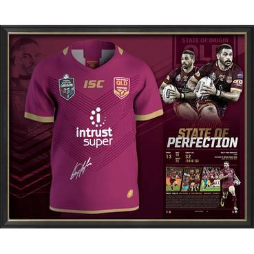 Greg Inglis Signed 'State of Perfection'