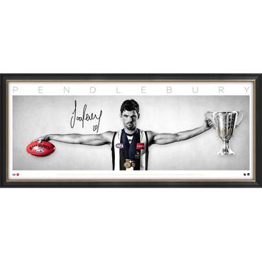 Scott Pendlebury Signed Wings