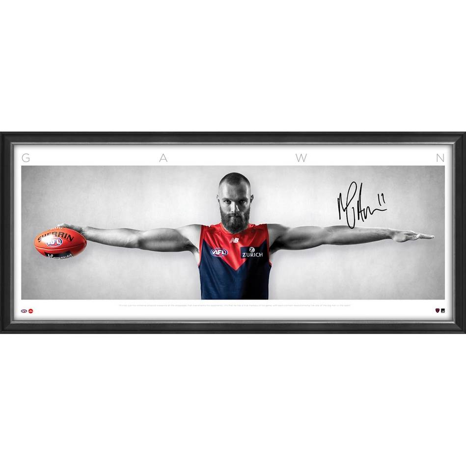 mainMax Gawn Signed Wings0