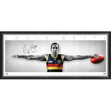 Eddie Betts Signed Wings