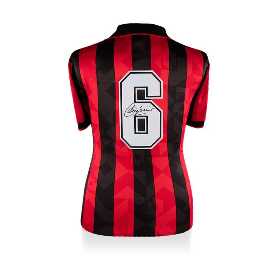 mainFranco Baresi Signed AC Milan Shirt0