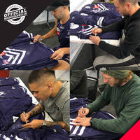 Fremantle Football Club 25 Year Team Signed 'Forever Freo'2