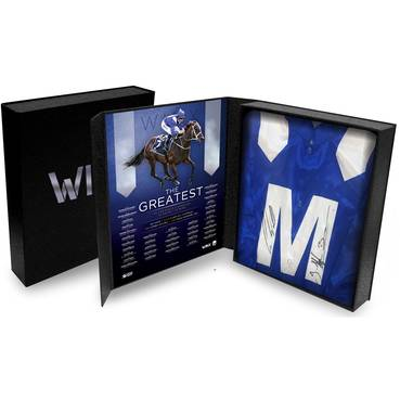 Winx Dual Signed Boxed Silks