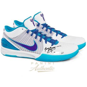 Kobe Bryant Signed & Inscribed Nike 4 Protro Shoe