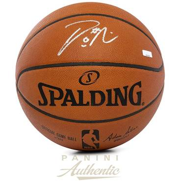Damian Lillard Signed Basketball
