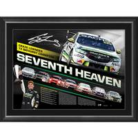 Craig Lowndes Signed 'Seventh Heaven'0