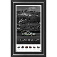 Craig Lowndes Signed 'Lowndesy'0
