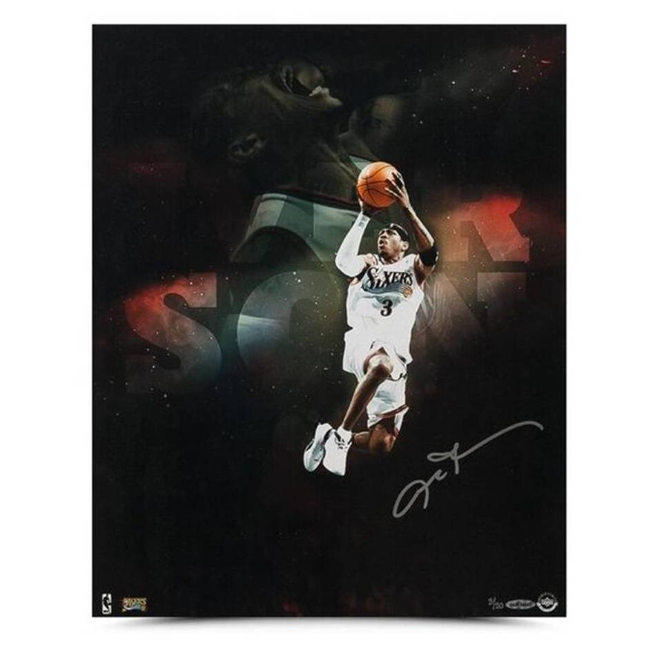 mainALLEN IVERSON SIGNED 'POUND FOR POUND'0