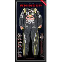 Jamie Whincup Signed 2014 V8 Supercars Championship RBRA Race-Worn Suit0