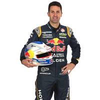 Jamie Whincup Signed 2014 V8 Supercars Championship RBRA Race-Worn Suit1