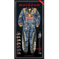 Jamie Whincup Signed 2014 V8 Supercars Championship RBRA BATHURST Race-Worn Suit0