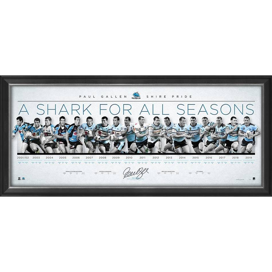 mainPaul Gallen Signed 'A Shark for All Seasons'0
