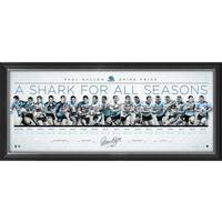 Paul Gallen Signed 'A Shark for All Seasons'0