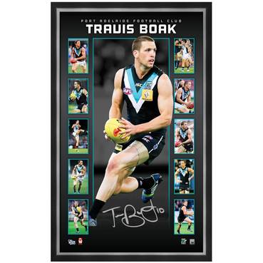 TRAVIS BOAK SIGNED VERTIRAMIC