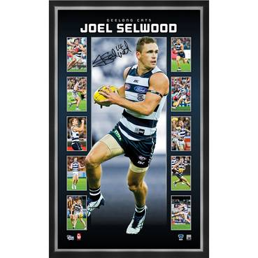 JOEL SELWOOD SIGNED VERTIRAMIC