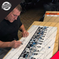 Paul Gallen Signed 'A Shark for All Seasons'1