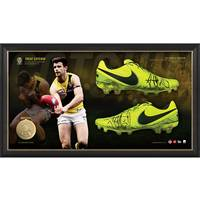 Trent Cotchin 2017 Grand Final Signed Match-Worn Boots0