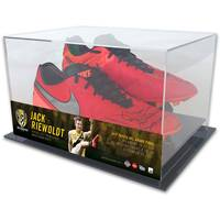 Jack Riewoldt 2017 Grand Final Signed Match-Worn Boots0