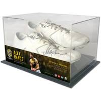 Alex Rance 2017 Grand Final Signed Match-Worn Boots0