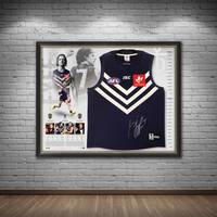 Nat Fyfe Signed 2019 Brownlow Medal Guernsey1