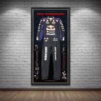 Shane Van Gisbergen Signed 2016 V8 Supercars Championship RBRA Race-Worn Suit1
