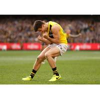 Trent Cotchin 2017 Grand Final Signed Match-Worn Boots1
