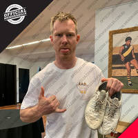 Jack Riewoldt 2019 Grand Final Signed Match-Worn Boots0