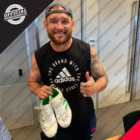 Jared Waerea-Hargreaves 2019 Grand Final Signed Match Worn Boots1
