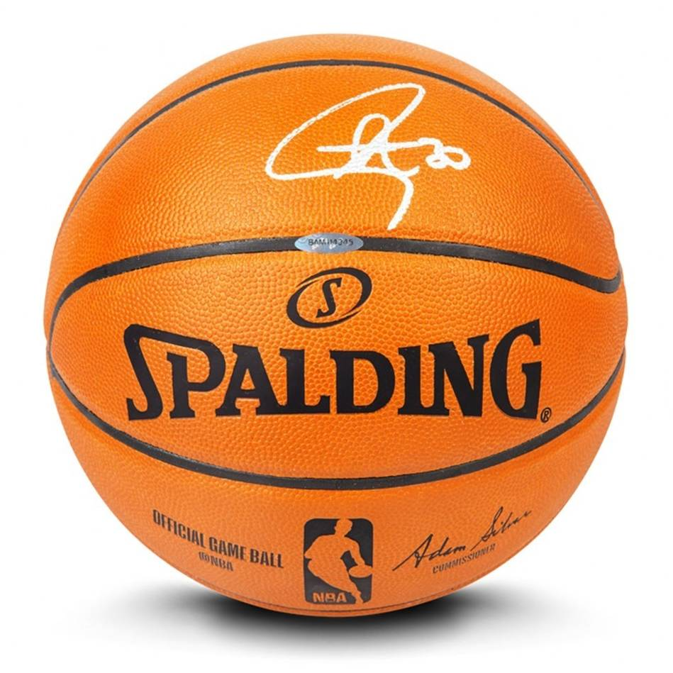 mainStephen Curry Signed Basketball0