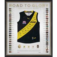 Richmond 2019 Premiers Team Signed Guernsey – Deluxe0