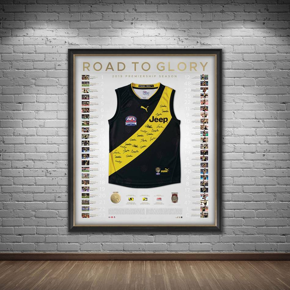 mainRichmond 2019 Premiers Team Signed Guernsey – Deluxe1