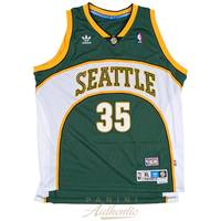 Kevin Durant Signed Seattle Sonics Jersey1
