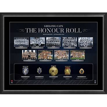 GEELONG CATS 'THE HONOUR ROLL'