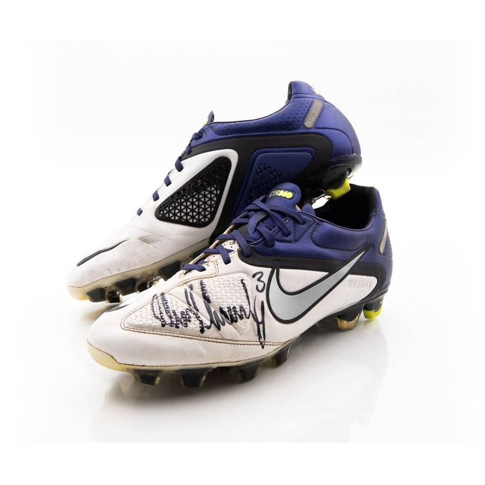 mainMarc Murphy Signed Match-Worn Boots0