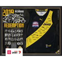 Jack Riewoldt 2017 Grand Final Signed Match-Worn Boots2