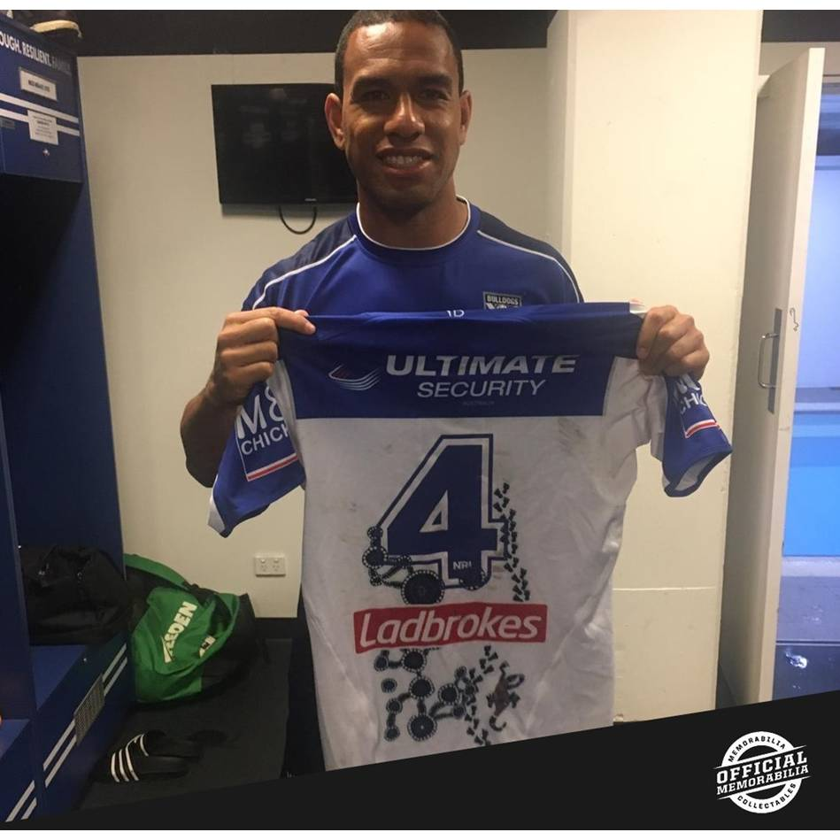 mainWill Hopoate 2019 Indigenous Round Signed Match-Worn Jersey1