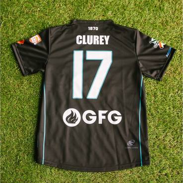 Tom Clurey – PAFC T20 Showdown Shirt
