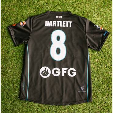 Hamish Hartlett – PAFC T20 Showdown Shirt