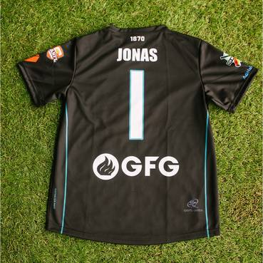 Tom Jonas – PAFC T20 Showdown Shirt