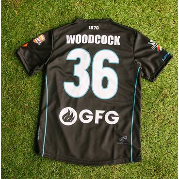 Boyd Woodcock – PAFC T20 Showdown Shirt