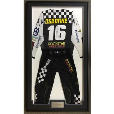 Zach Osborne Signed 2020 Race-Worn Jersey